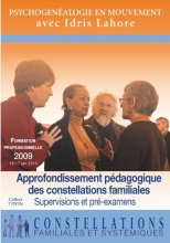 Constellations Familiales: Approfondissement, 2009